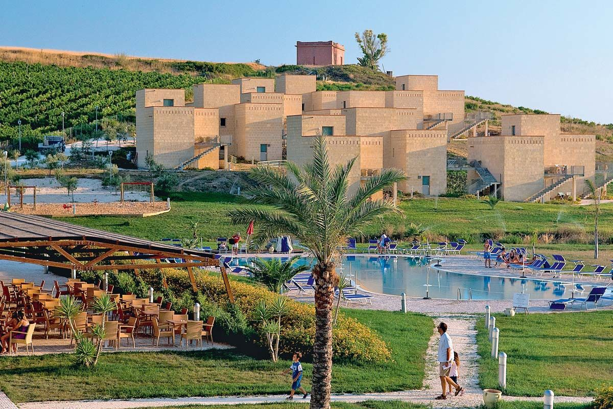 Menfi Beach Resort 4*
