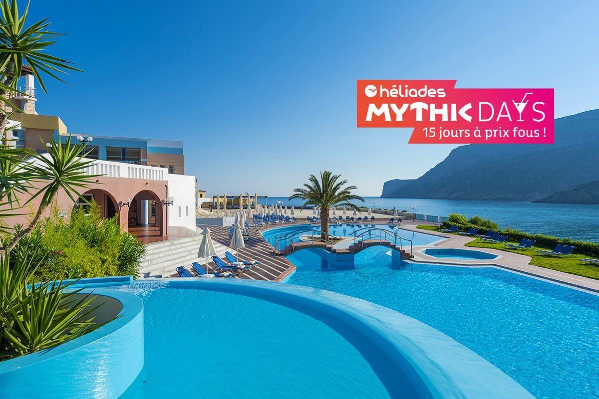 Club Héliades Fodélé Beach & Water Park Holidays Resort 5*