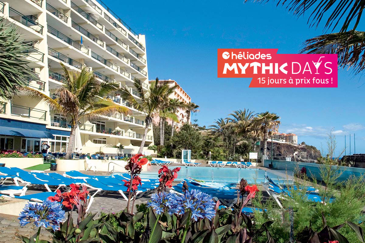 Club Héliades Pestana Ocean Bay Suites 4*