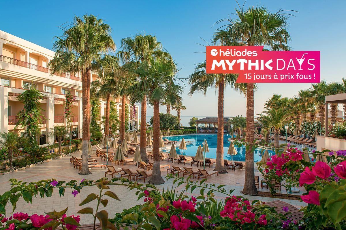 Rethymno Palace 5* - Formule tout inclus offerte*