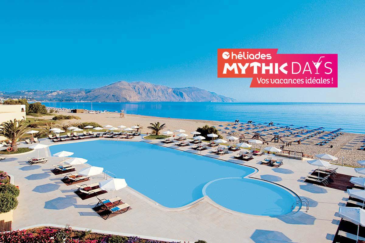 Club Héliades Pilot Beach Resort 5*