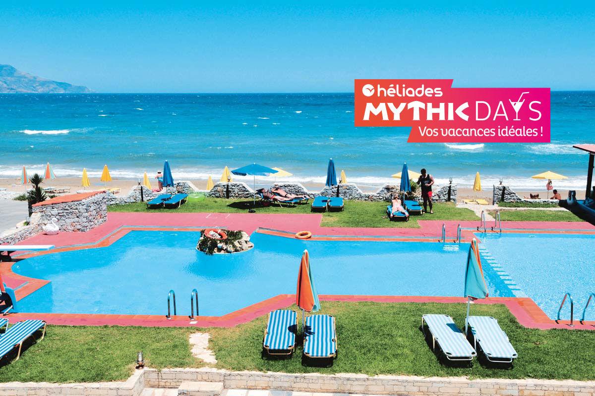 Mari Beach 3*