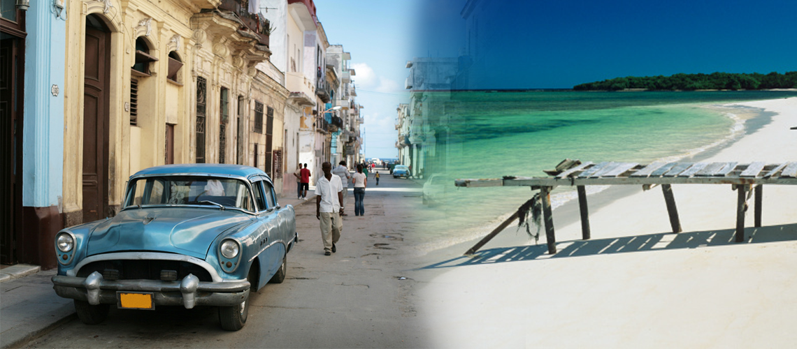 Combiné Havane & Varadero : Hôtel Roc Presidente 4* et Hôtel Roc Arenas Doradas 4*