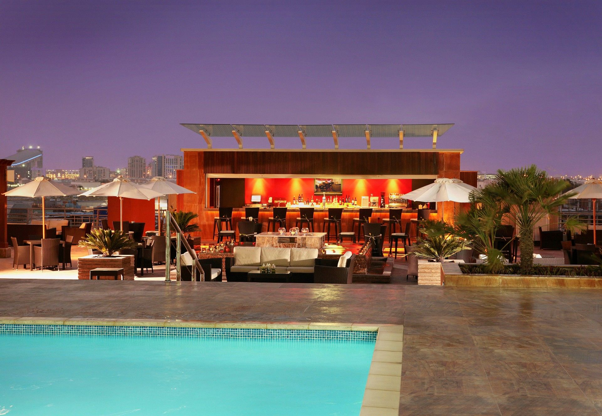 Hôtel Media Rotana Dubai 5*