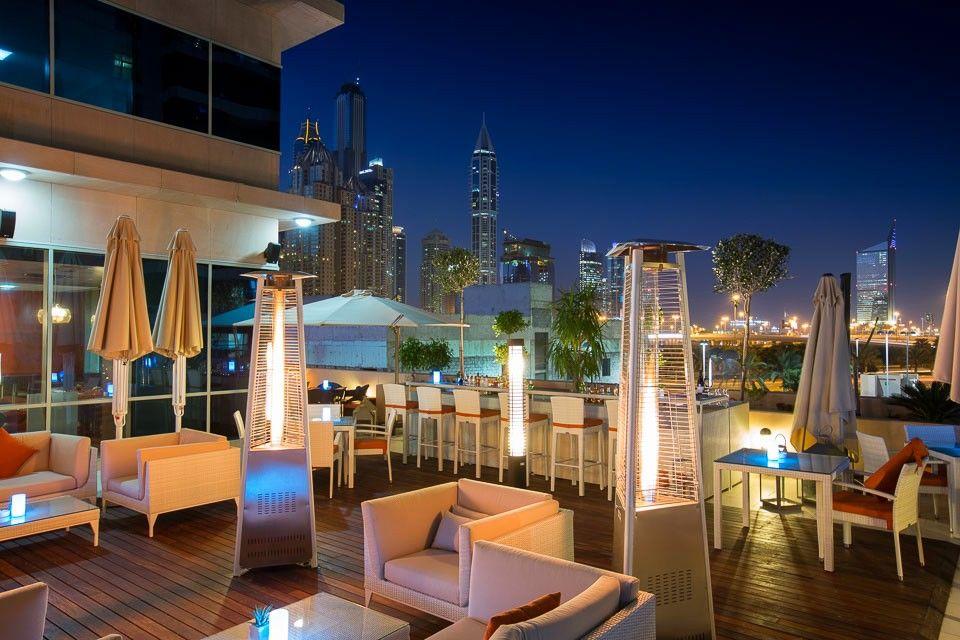 Pullman Dubai Jumeirah Lakes Towers Hôtel et Résidence 5*