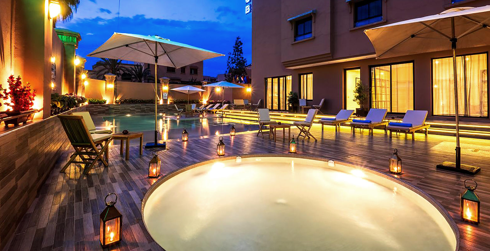 Hôtel Ayoub & Spa 4*