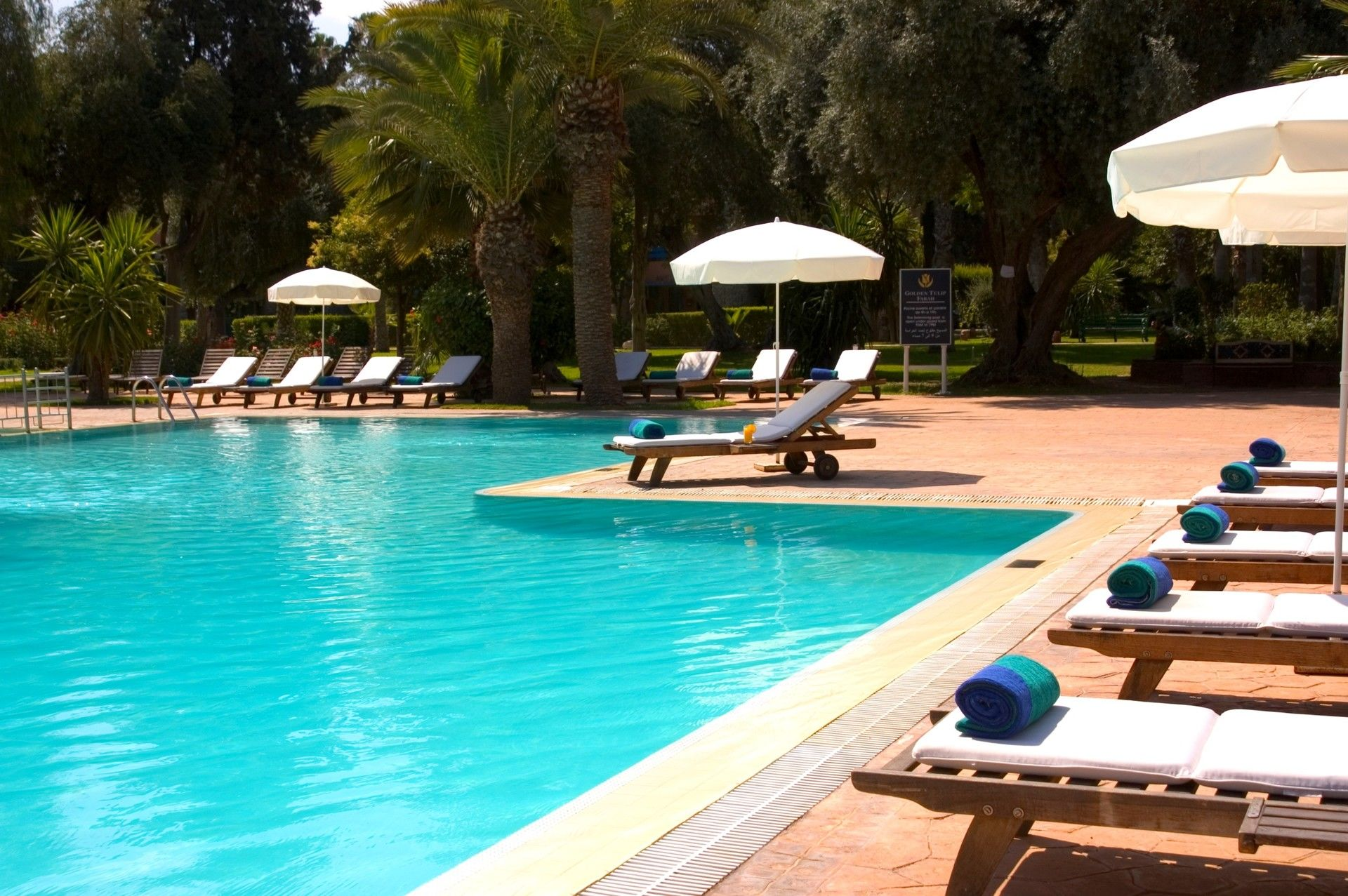 Hôtel Farah Marrakech 4*