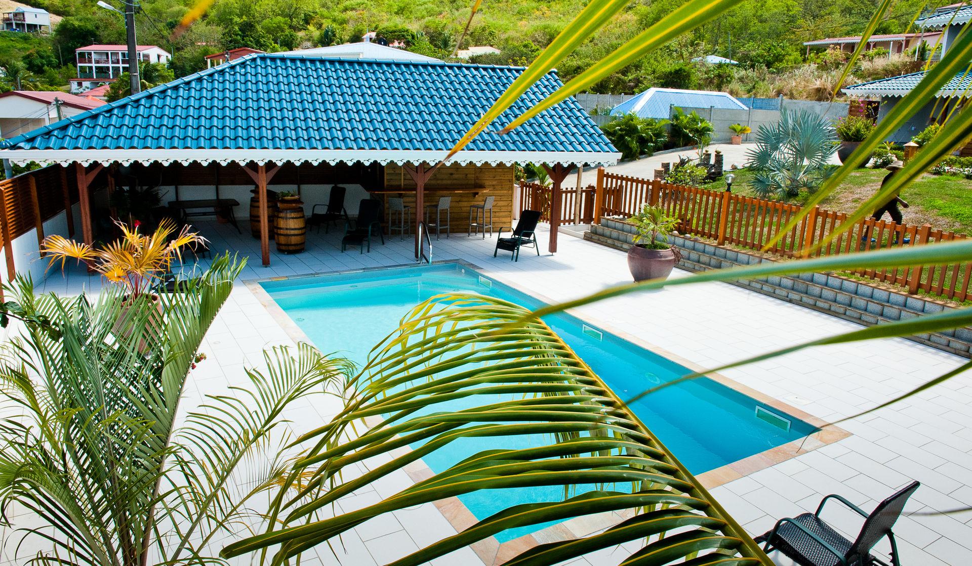 Résidence Makaré Lagoon Club avec Location de Voiture