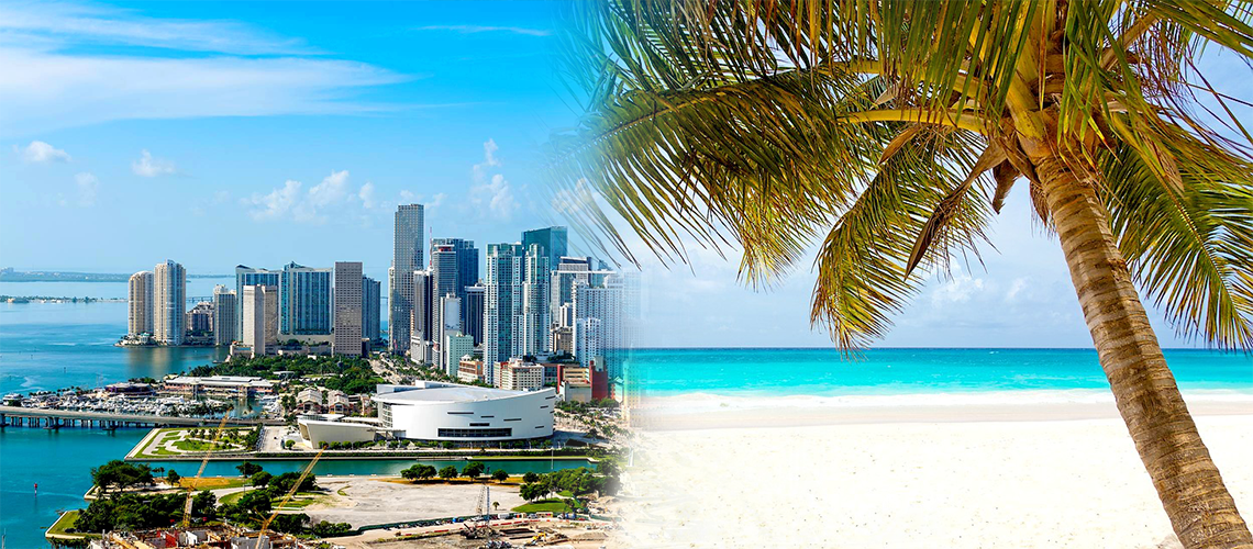 Combiné Floride & Bahamas en 9 jours / 7 nuits