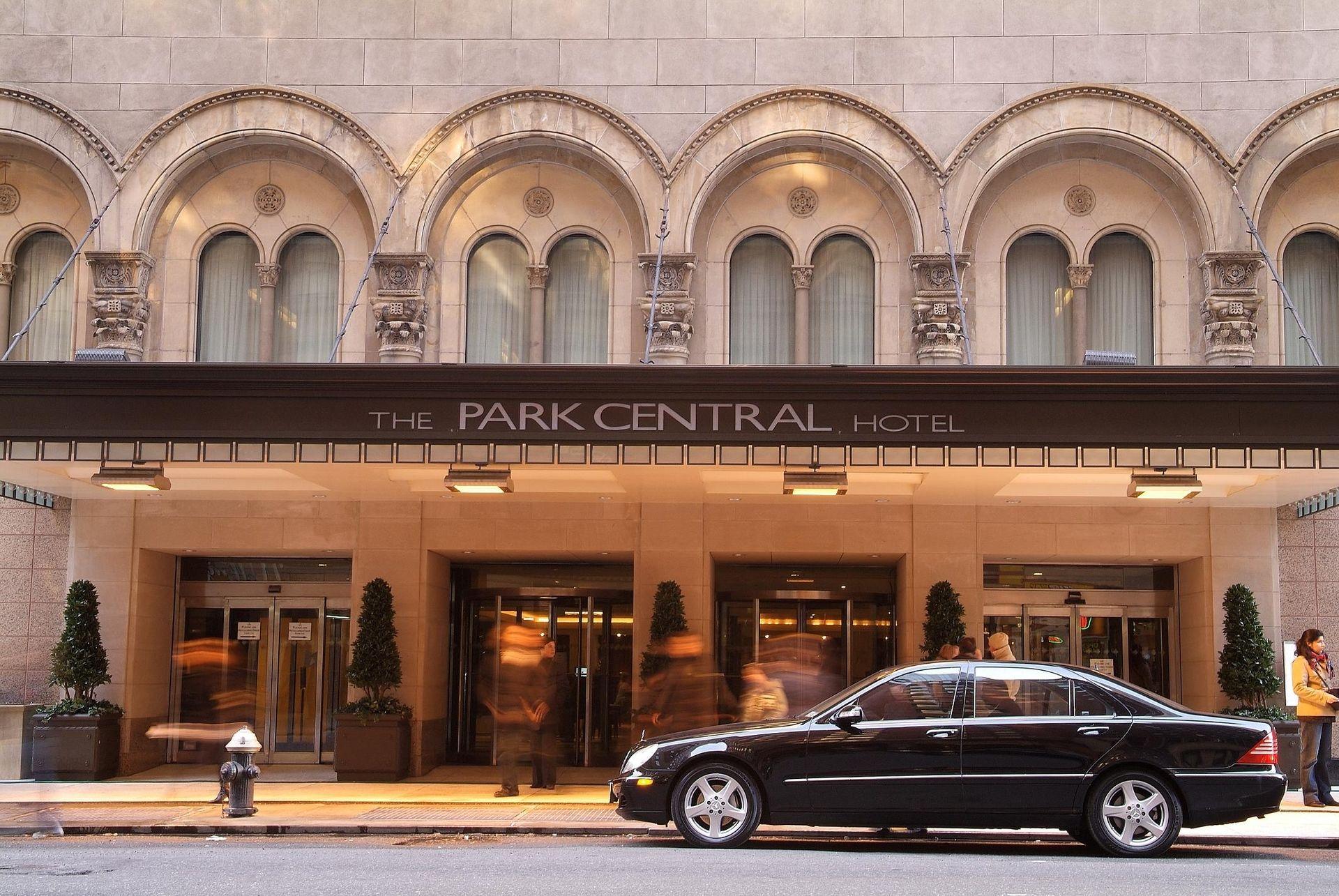 Hôtel Park Central 4*
