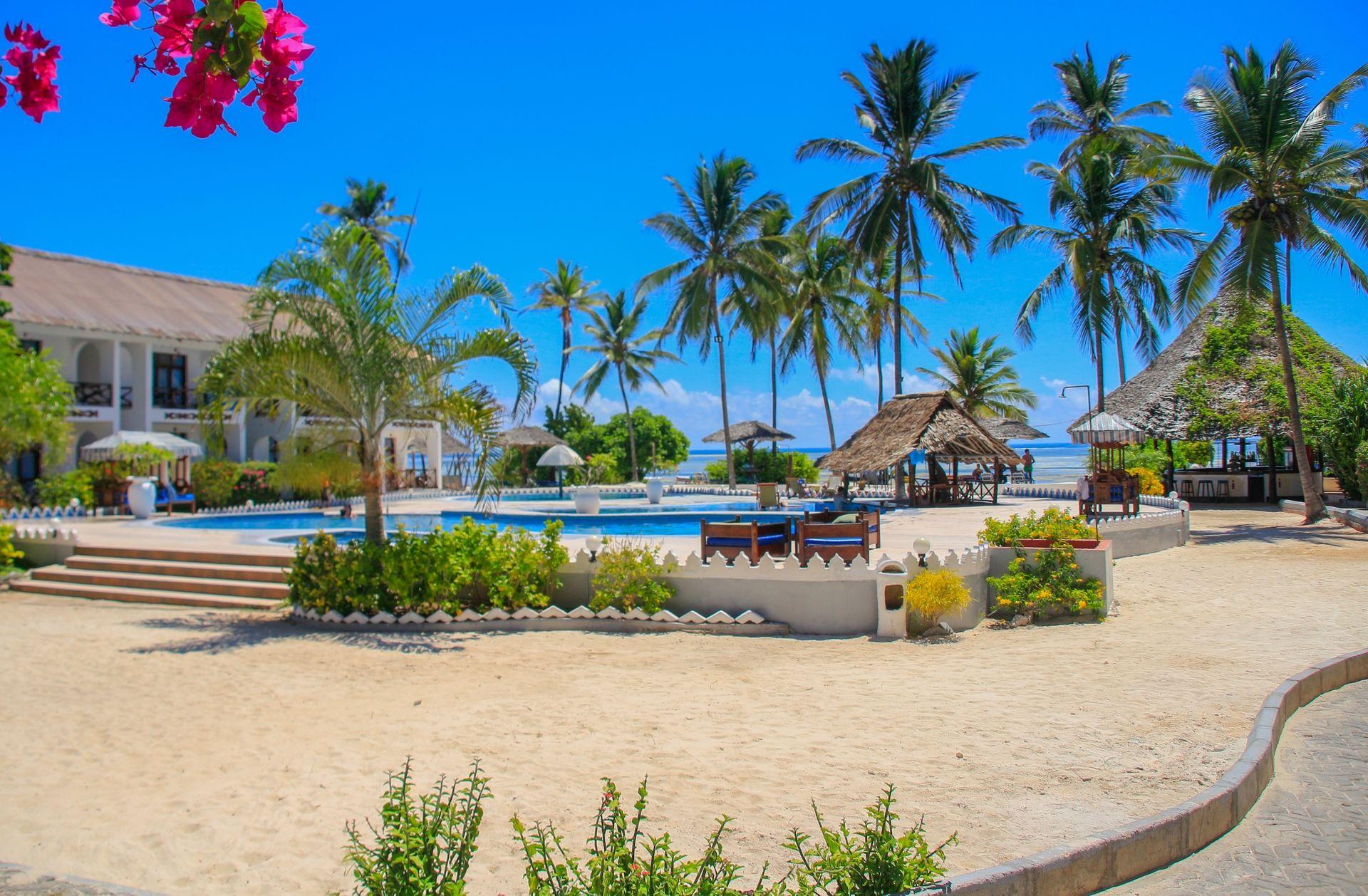 Hôtel African Sun Sand Sea Resort & Spa 3*Sup
