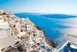 Découverte des Cyclades depuis Santorin 3*